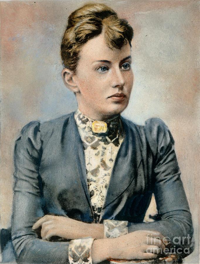 19th Century Photograph - Sonya Kovalevsky (1850-1891) by Granger