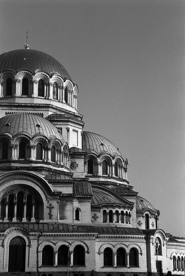 Sofia Photograph - Sophia Church by Marcus Best