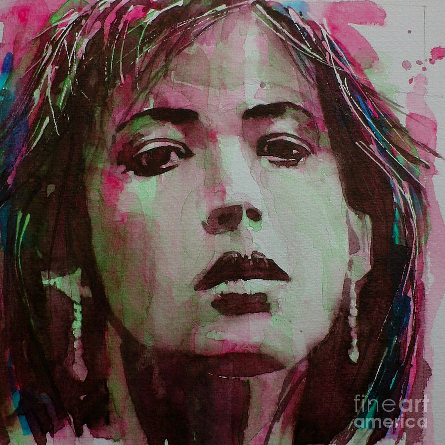 French Actress  Painting - Sophie by Paul Lovering