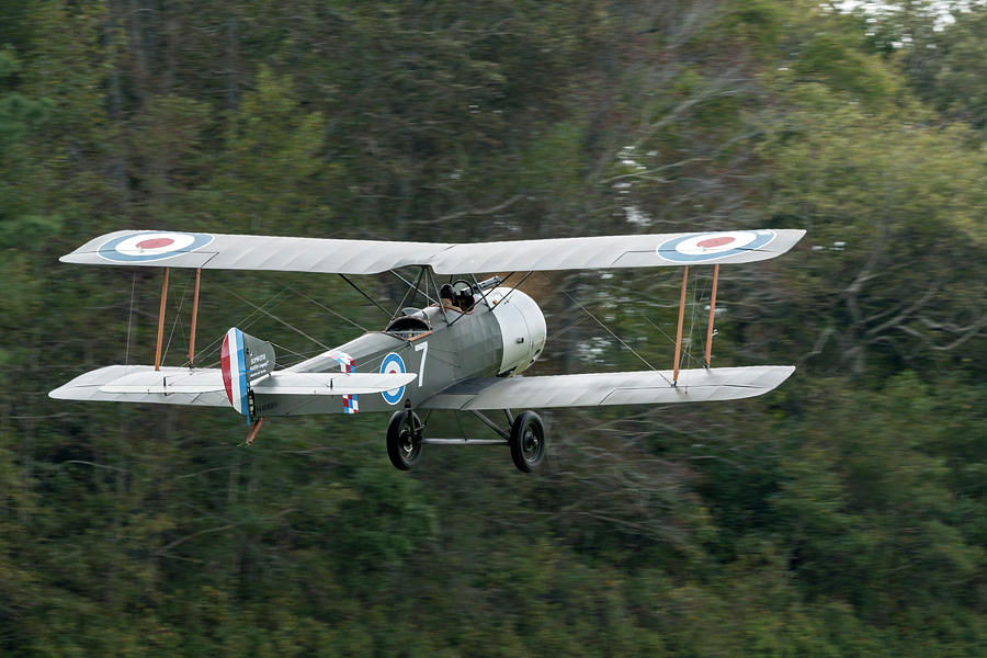 Sopwith 1 1/2 Stutter Takes to the Sky by Liza Eckardt