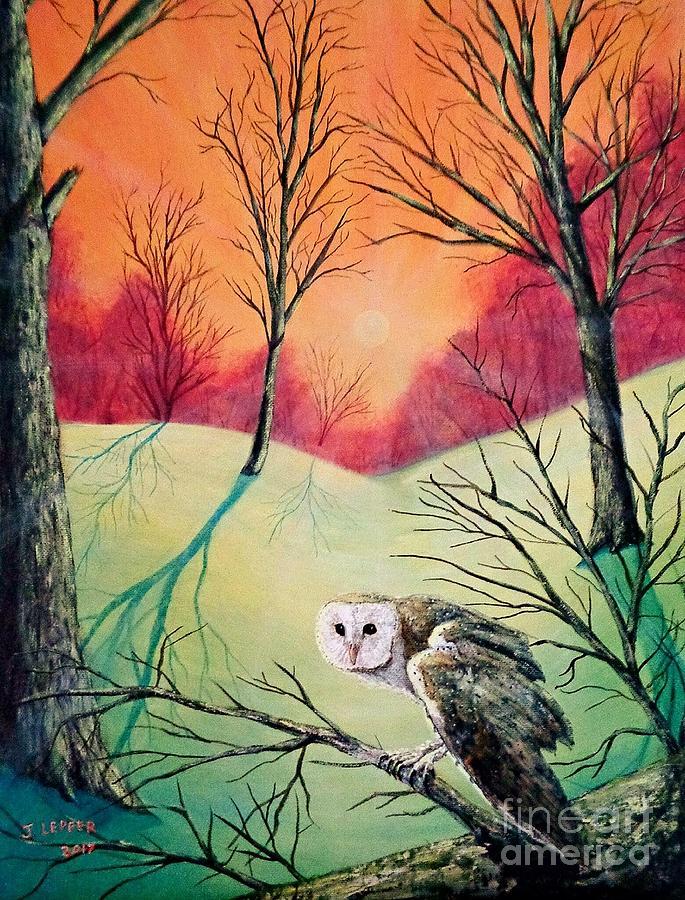 Soren Owl of Ga Hoole by Jack Lepper