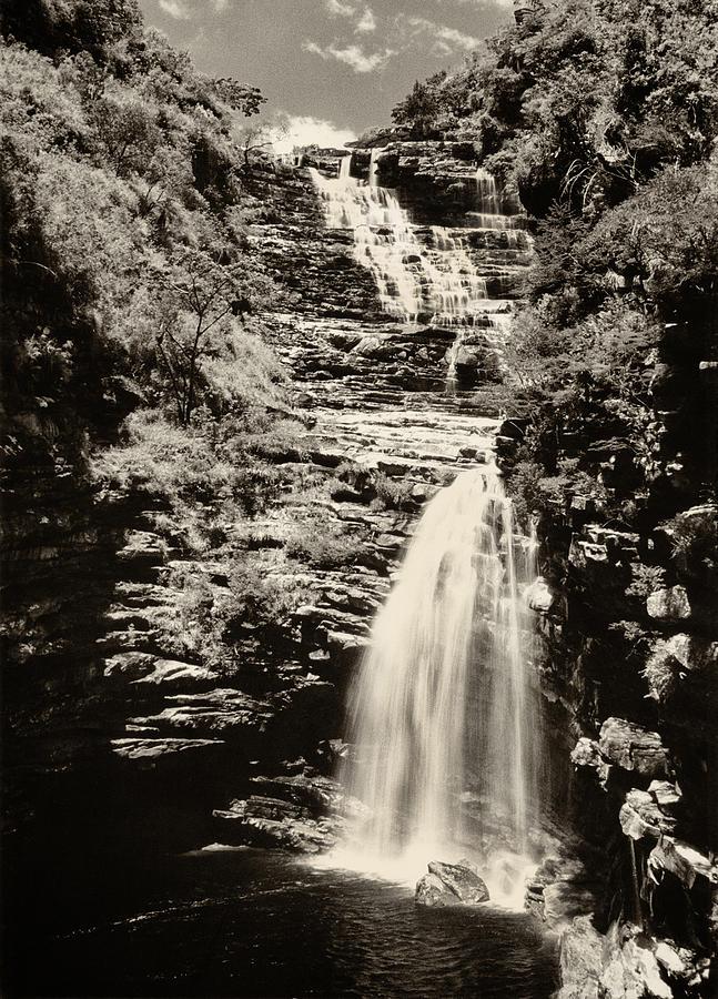 Sossego Waterfall by Amarildo Correa