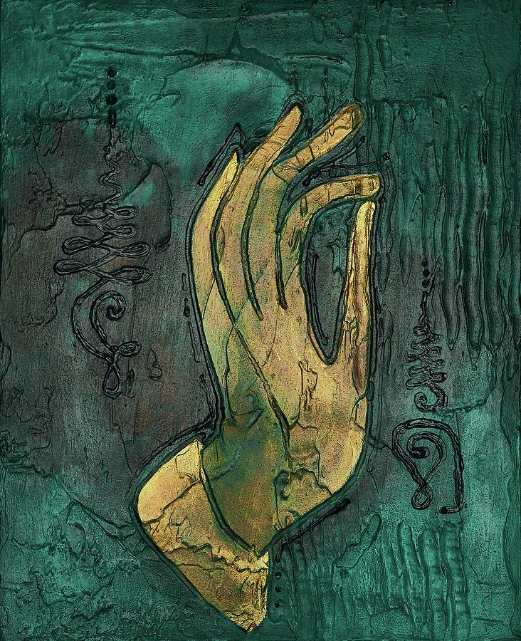 Buddha Hand Paintings Fine Art America