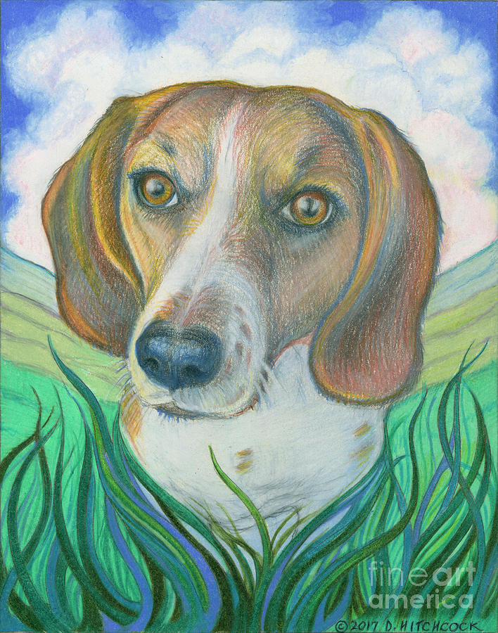 Soul Portrait of Kallie by Debra A Hitchcock