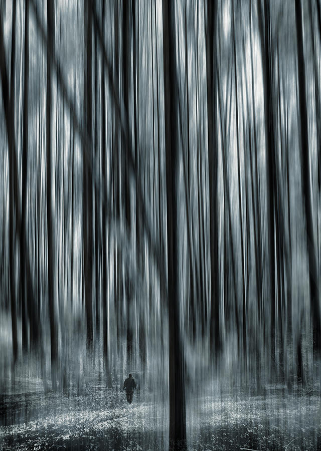 Nowhere Photograph - Soul Searching by Lourry Legarde