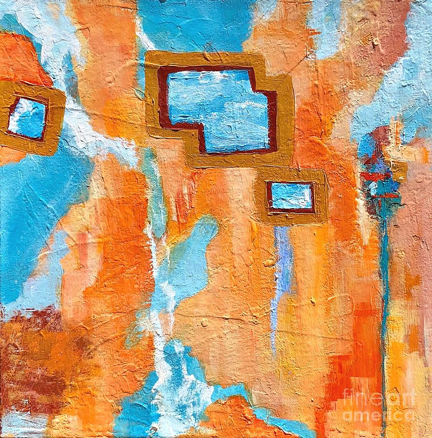 Soul Searching by Mary Mirabal