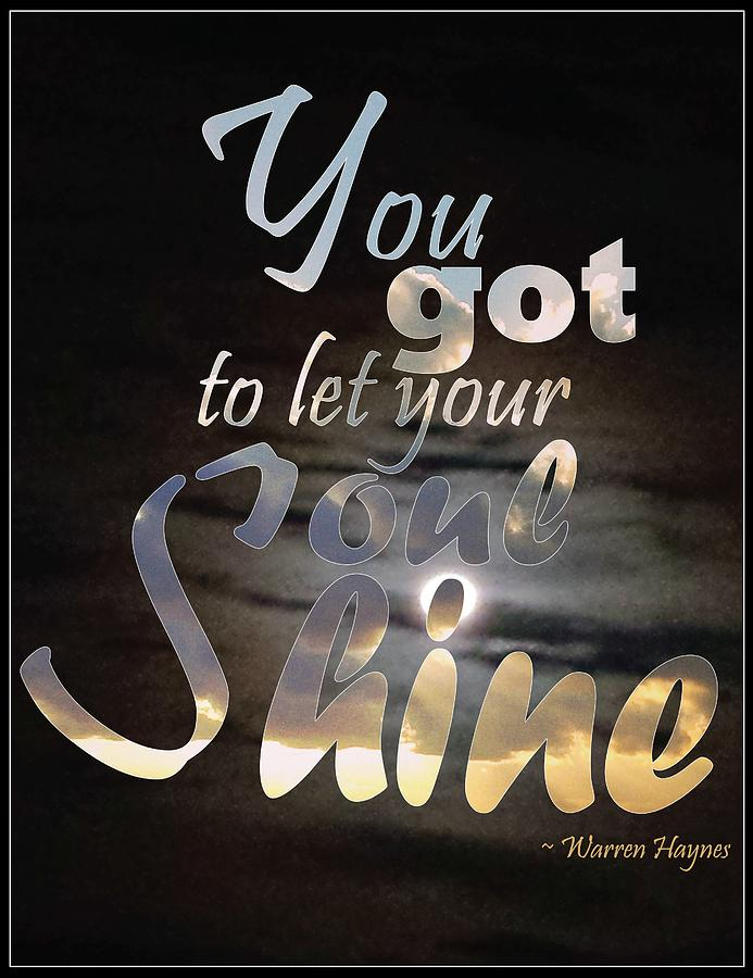 Soul Shine by Thomasina Durkay