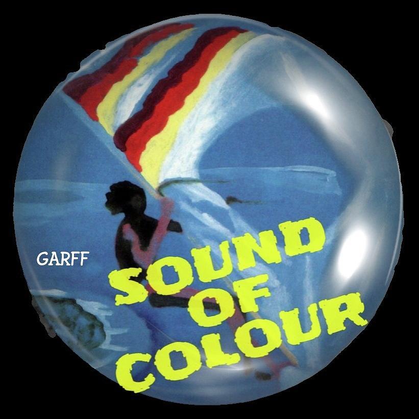 Hawaii Digital Art - Sound Of Colour by Enrico Garff