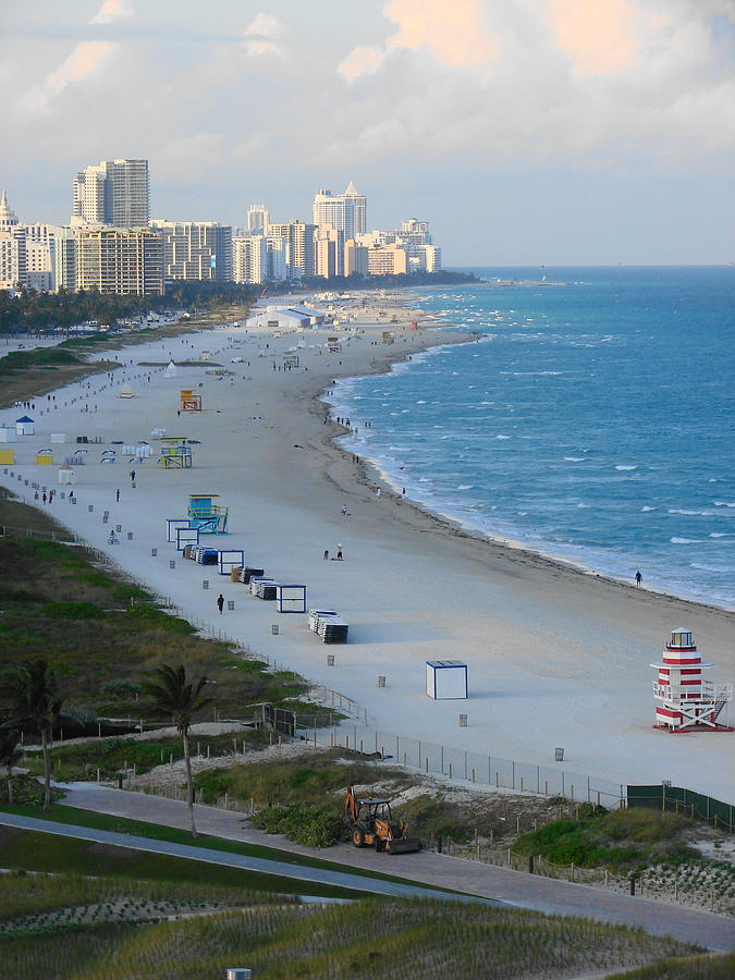 Miami Photograph - South Beach at its BEST by Margaret Bobb