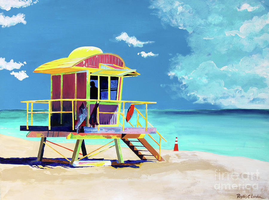 South Beach by Phyllis London