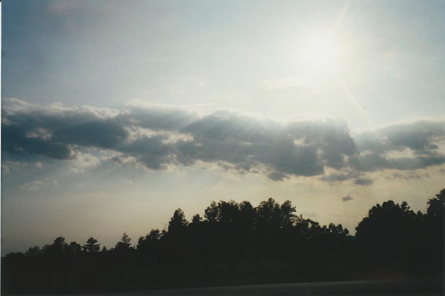 Sun Photograph - South Carolina Sunrise by Gene Linder