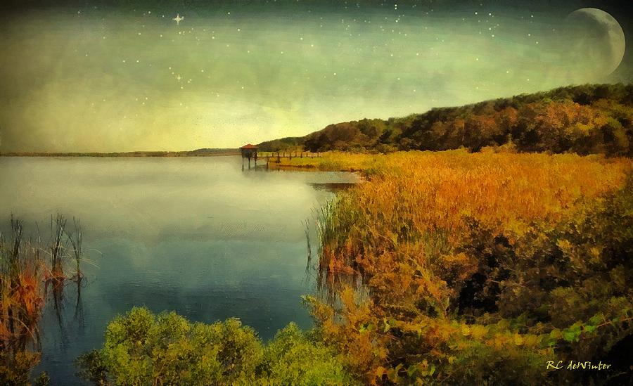 South Carolina Sunset by RC DeWinter