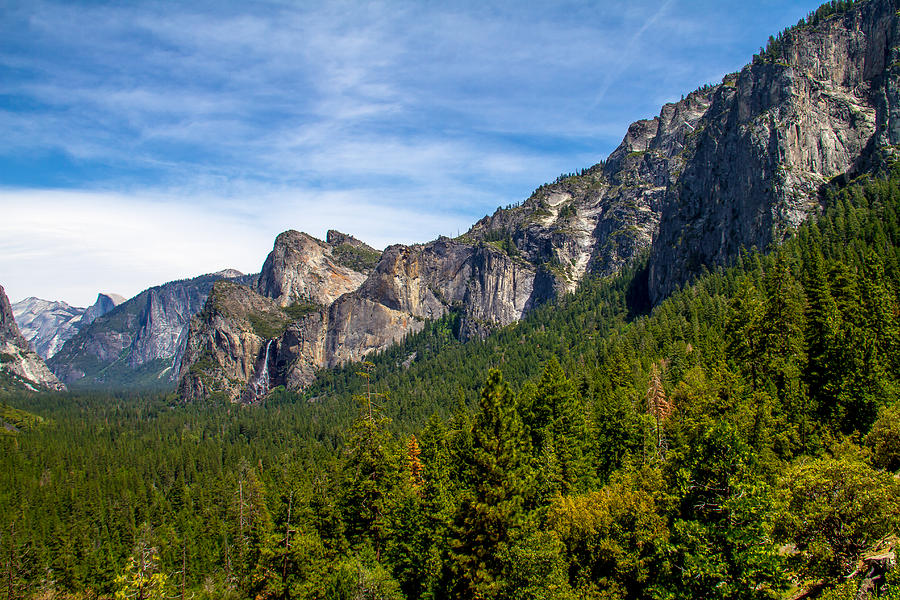 Acrylic Prints Photograph - South End Of Half Dome by Brian Williamson