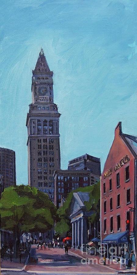 South Market Boston by Deb Putnam
