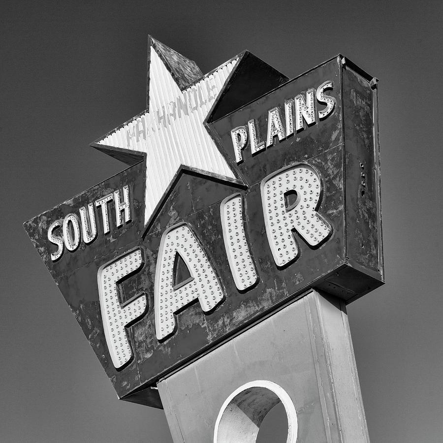 Lubbock Photograph - South Plains Fair by Stephen Stookey