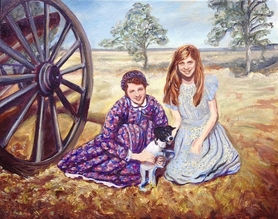 Southern Belles by J Reynolds Dail
