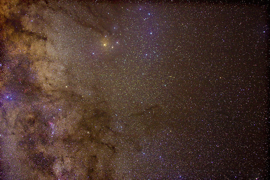 Milky Way Photograph - Southern Milky Way by Charles Warren