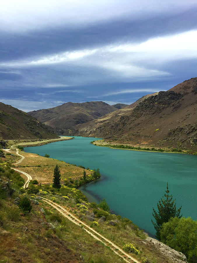 Southern New Zealand by Pat Moore