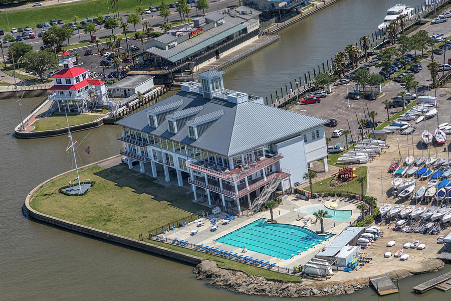 Southern Yacht Club, NOLA by Gregory Daley  MPSA