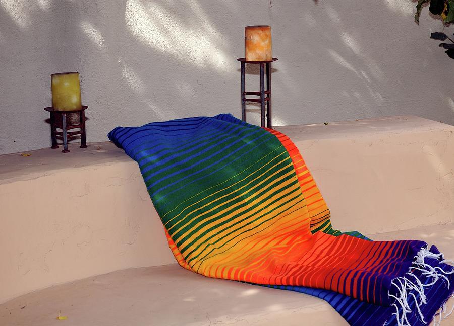 Southwest Blanket Photograph