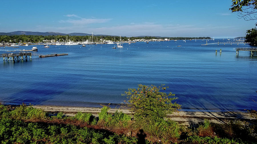 Southwest Harbor, Maine by Marilyn Burton