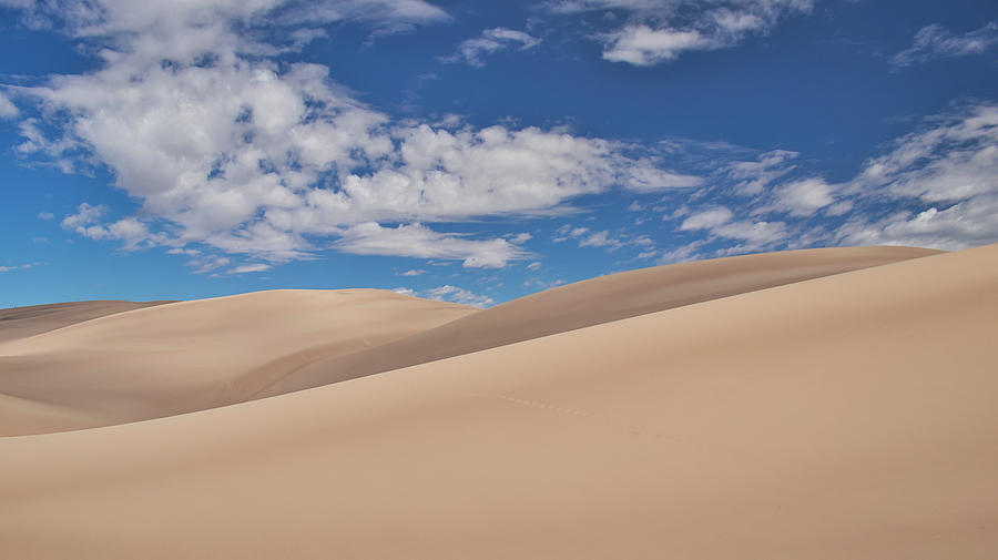 Great Sand Dunes National Park Photograph - Southwest Sands of Colorado by Kevin Schwalbe