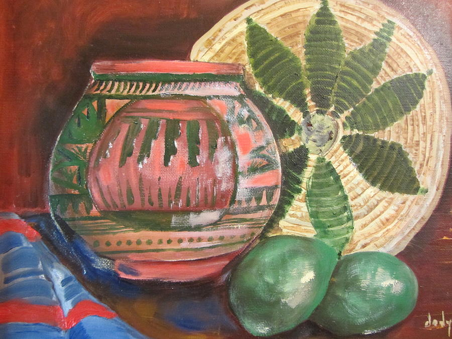Southwest Still Life by Dody Rogers
