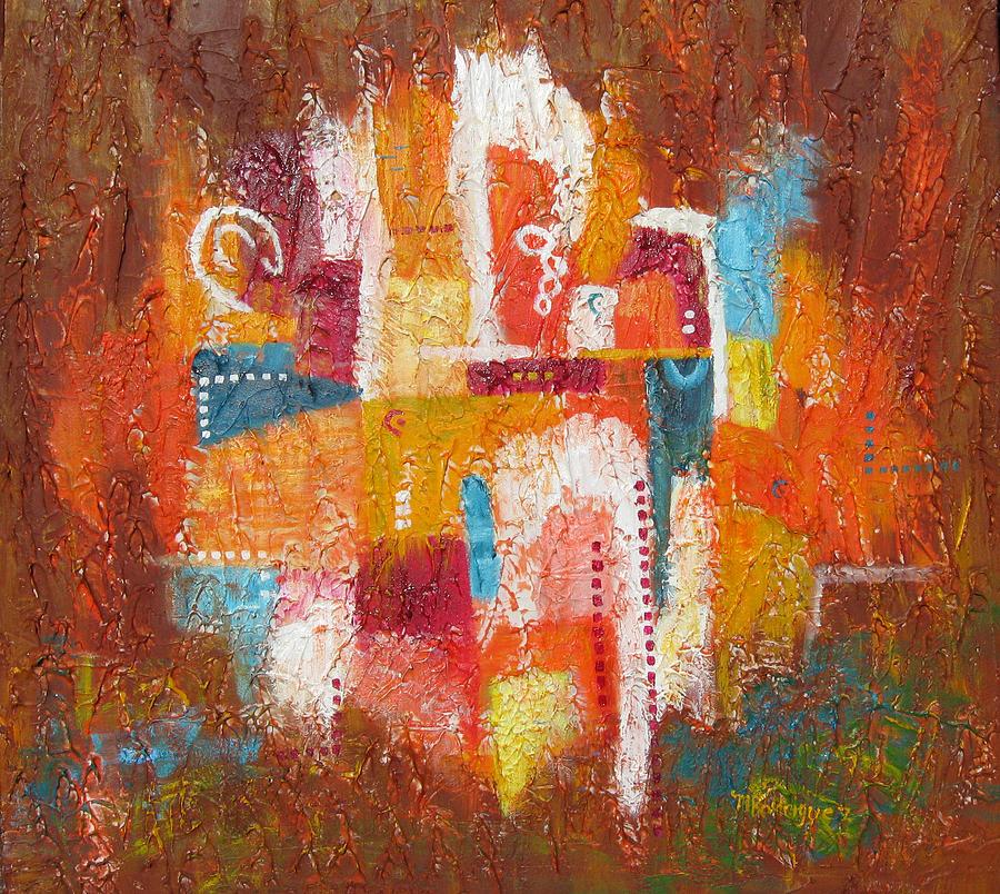 Southwest Sunburst by Marilyn Rodriguez