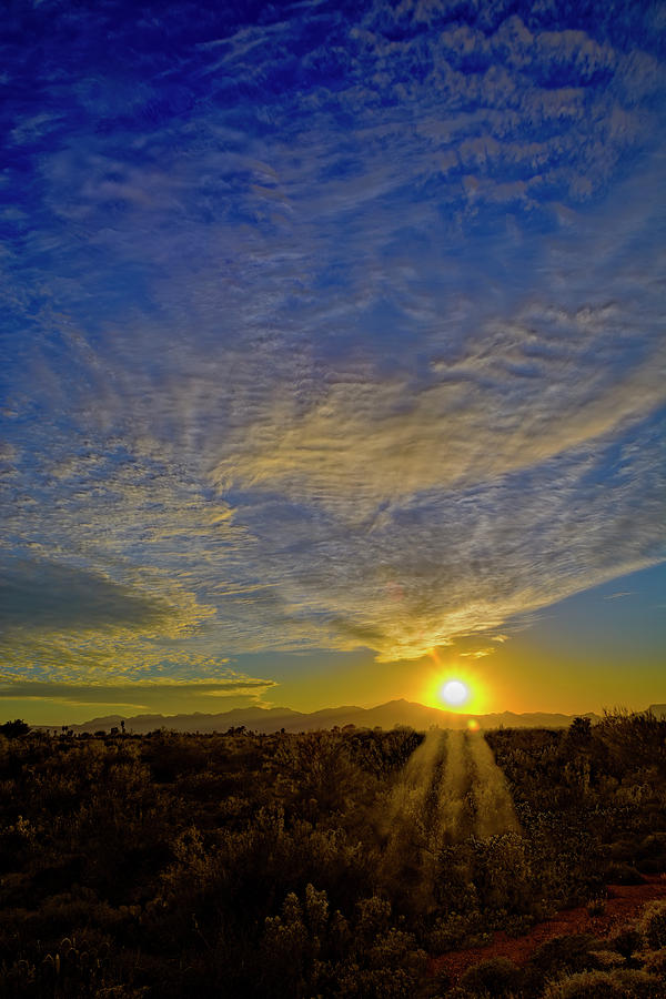 Southwest Sunset H39 Photograph