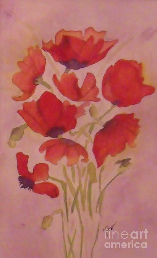 Souvenirs Painting - Souvenirs by Djl Leclerc