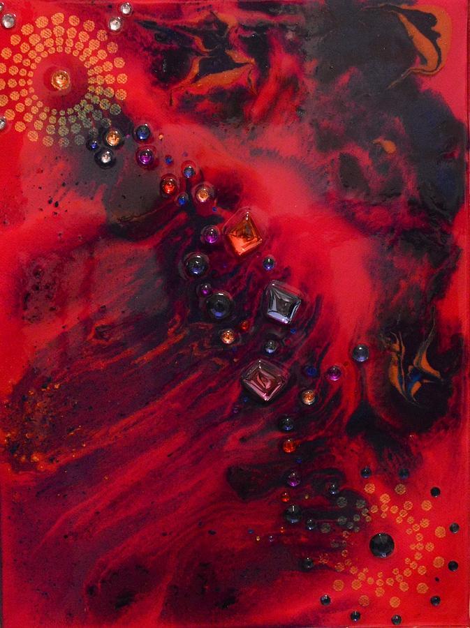 Space Poppies by MiMi Stirn
