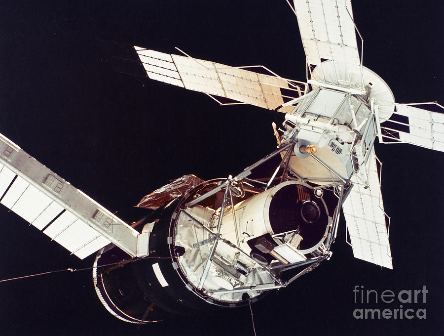 1973 Photograph - Space: Skylab 3, 1973 by Granger