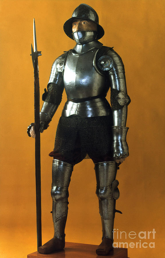 Spanish Armor C1490 Photograph By Granger