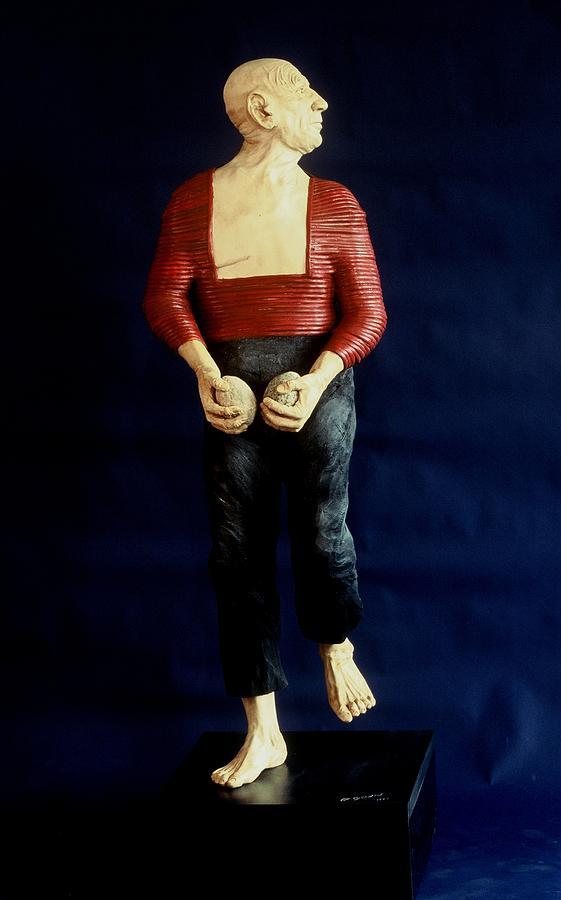 Dance Sculpture - Spanish Dancer by Gordon Becker