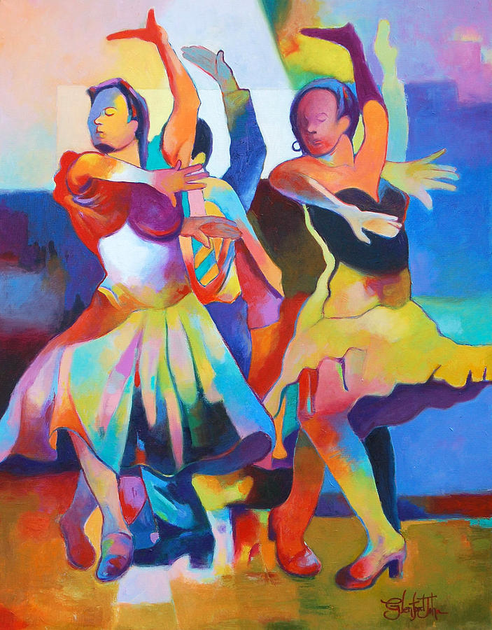 Spanish Harlem Dance by Glenford John