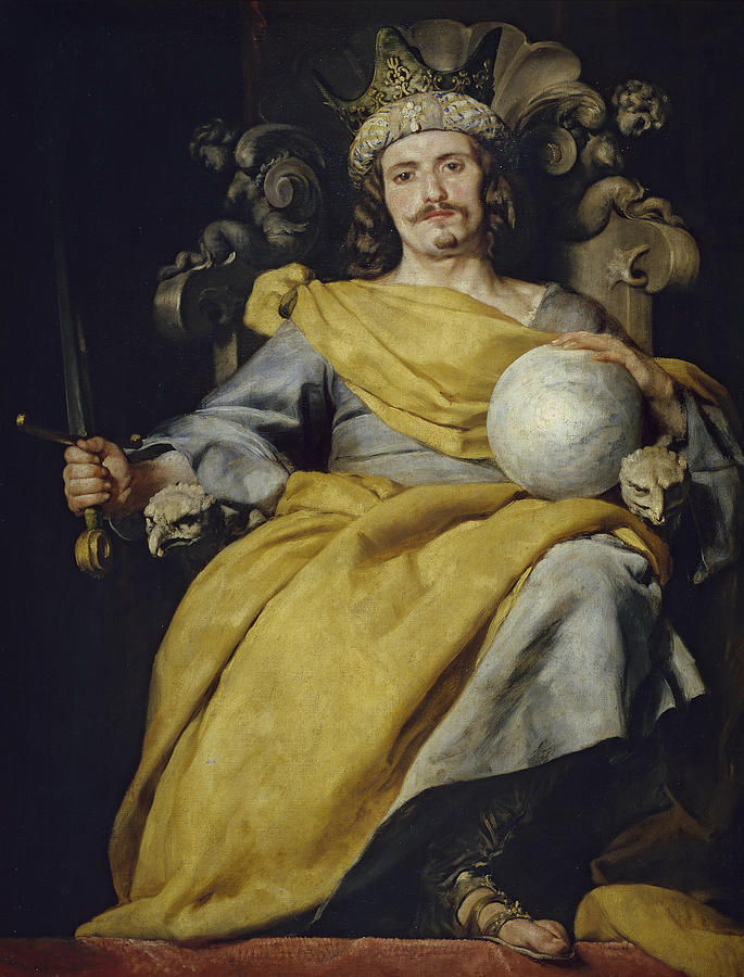 Image result for king painting