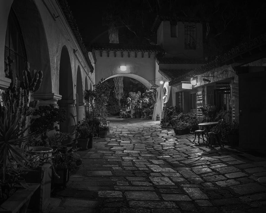 Spanish Village by Dusty Wynne