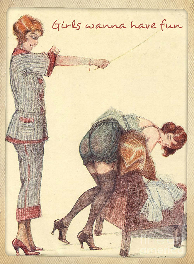 Spanking Fun by Anonymous