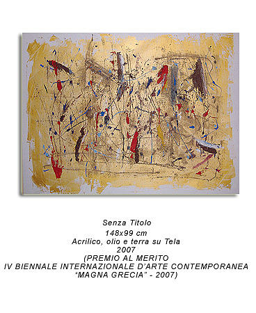 Spari Sopra Painting by Francesco Gentile
