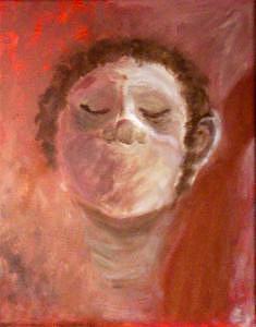 Speak No Evil Painting - Speak No Evil by Vicky D