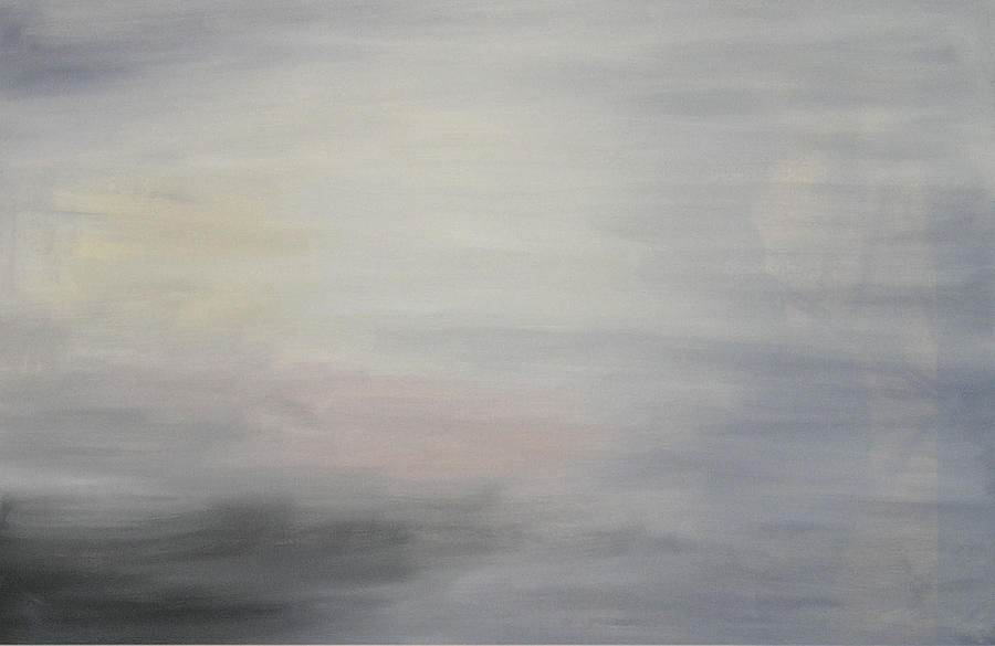 Clouds Sky Painting - Special Clouds  by Harris Gulko