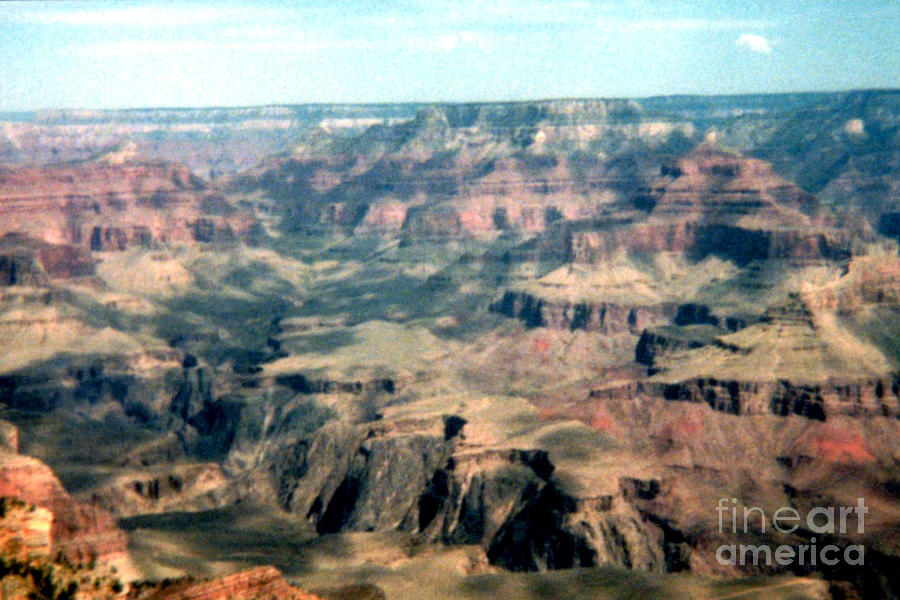 Spectacular Grand Canyon  Photograph by Ruth  Housley