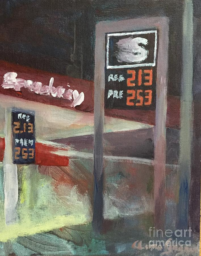 Speedway by Claire Gagnon