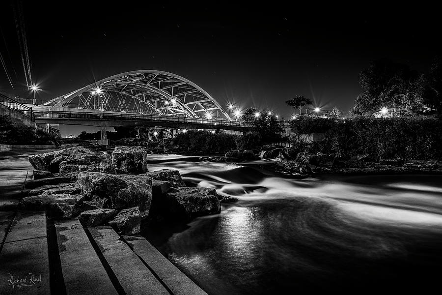 Denver Photograph - Speer Blvd. Bridge by Richard Raul Photography