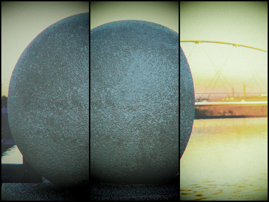Sphere Photograph - Sphere by Marit Runyon