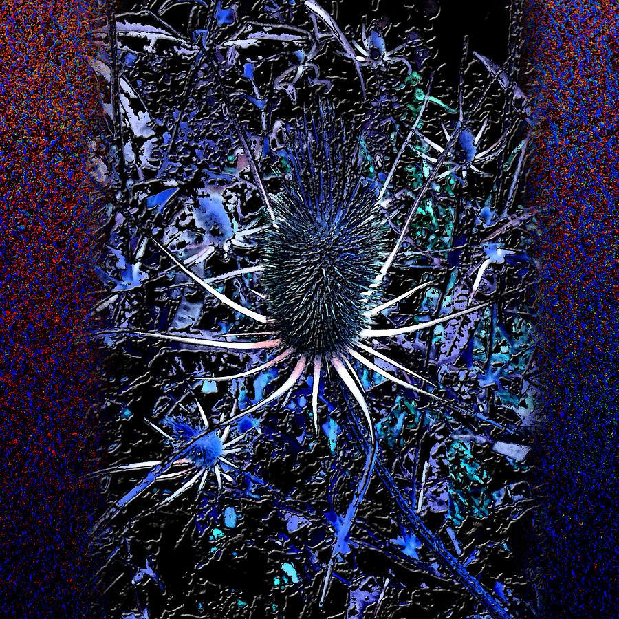 Graphic Design Digital Art - Spike by Aaron Kreinbrook