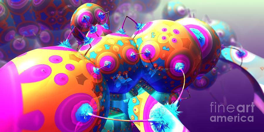 Spiked Balloonacy by Jon Munson II