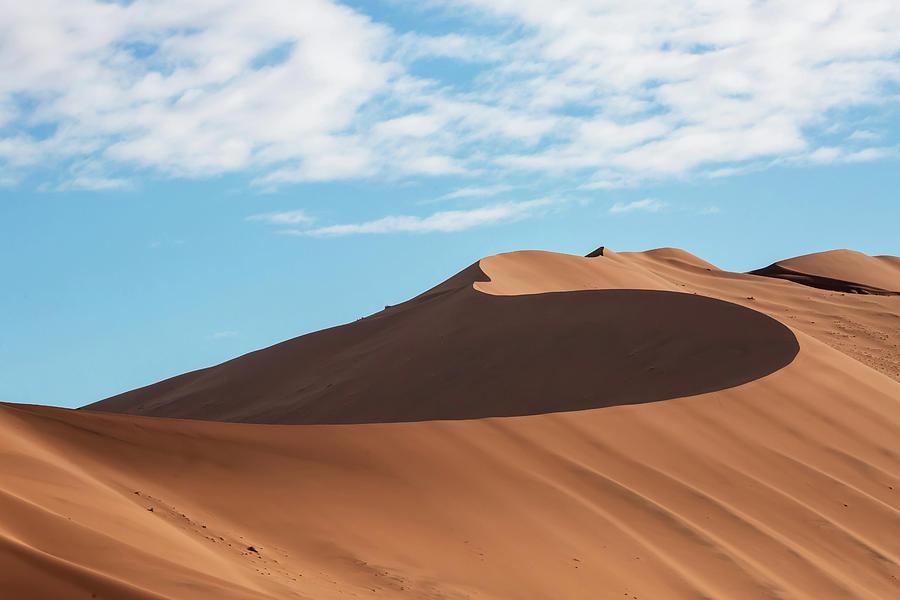 Dunes Photograph - Spine Of The Desert by Matt Cohen