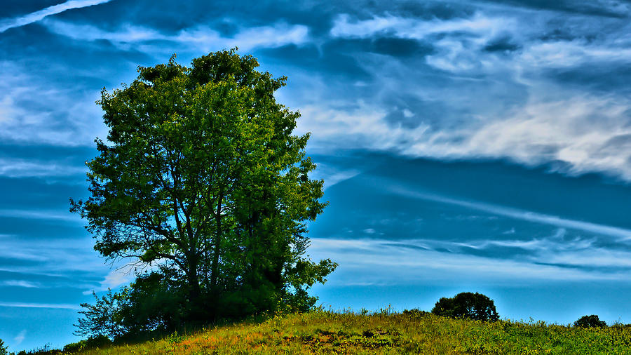 Spring Photograph - Sping Landscape In Nh 3 by Edward Myers