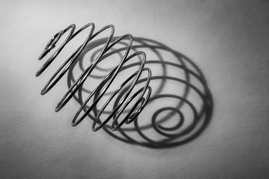 Spiral Shape And Form Photograph
